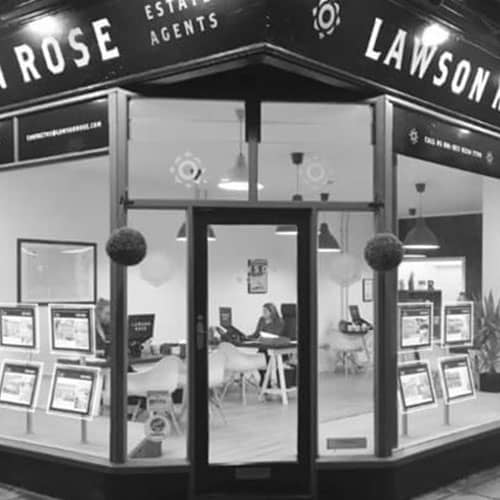 Lawson Rose Estate Agents Office